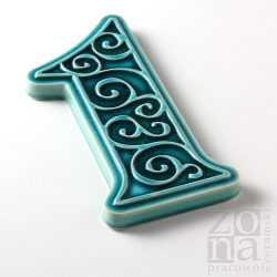 wys.170mm turquoise
